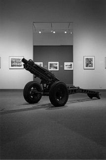 Huntsville Museum of Art WWII photo exhibit (105810-8)