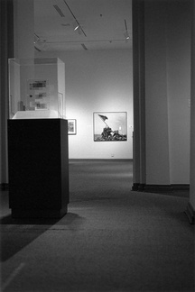 Huntsville Museum of Art WWII photo exhibit (105810-20)