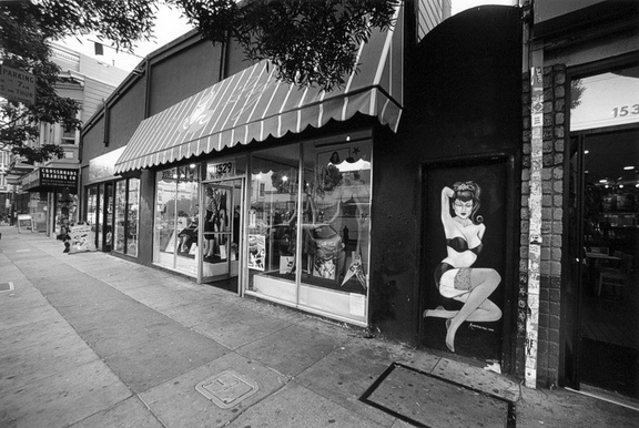 Bettie Page Store - Haight-Ashbury (105080-10)