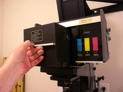1.    Remove the mixer from the enlarger head